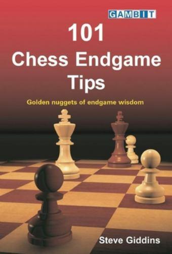 101 chess endgame tips book by steve giddins rh thriftbooks com Rook and Pawn Endgame Chess Endgame Database