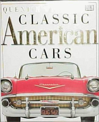 Classic American Cars Classics Book By Quentin Willson - Cool cars quentin