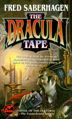 The Dracula Tape 0671578391 Book Cover