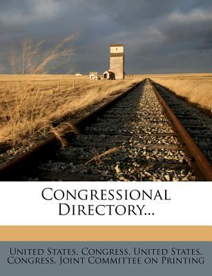 1271359146 - United States. Congress: Congressional Directory... - كتاب