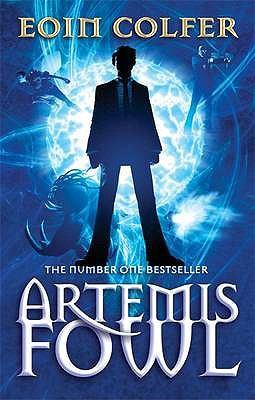 Paperback Artemis Fowl Book