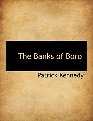 Paperback The Banks of Boro [Large Print] Book