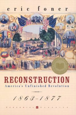 the new view of reconstruction by eric foner Eric foner one of the foremost experts on the civil war, slavery, reconstruction, and abraham lincoln, foner's most recent book, the fiery trial: abraham lincoln and american slavery , published in the fall of 2010, won the pulitzer prize for history in 2011.
