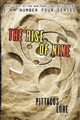 Paperback The Rise of Nine Book