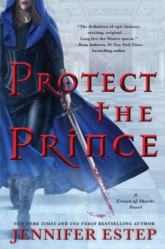 Paperback Protect the Prince Book