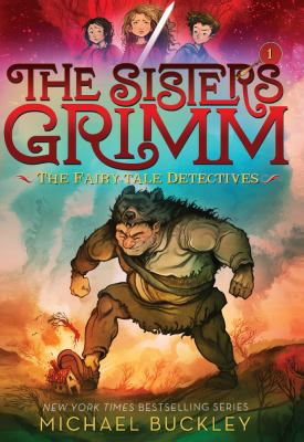 Fairy-Tale Detectives 0606396853 Book Cover