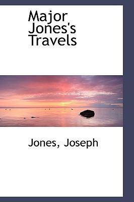 Paperback Major Jones's Travels Book