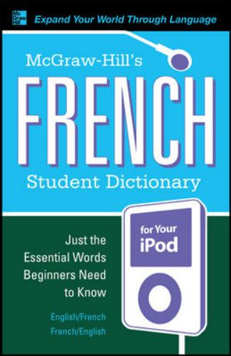 McGraw-Hill's French Student Dictionary    book by Jacqueline Winders