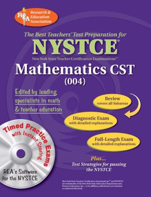 NYSTCE Mathematics: Content Specialty... book by Mel Friedman