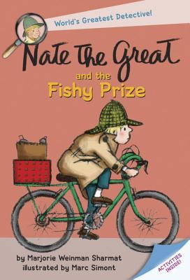 Nate The Great And The Fishy Prize (Nate The Great, paper) - Book #8 of the Nate the Great