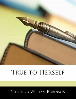 Paperback True to Herself Book