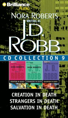 Audio CD J. D. Robb CD Collection 9: Creation in Death, Strangers in Death, Salvation in Death (In Death Series) Book