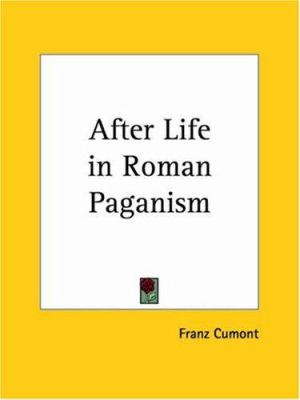 Paperback After Life in Roman Paganism Book
