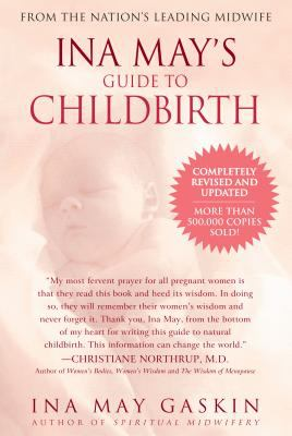 Paperback Ina May's Guide to Childbirth Book