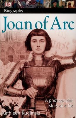 Joan of Arc - Book  of the DK Biography