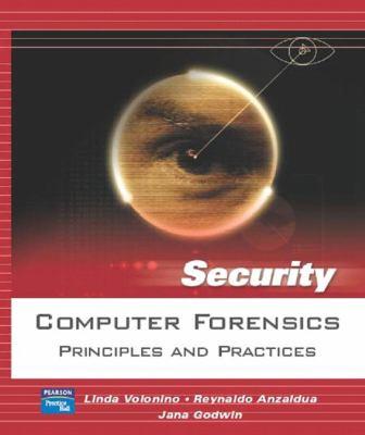 Computer Forensics Principles And Book By Linda Volonino