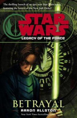 Betrayal - Book  of the Star Wars Legends