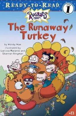 The Runaway Turkey (Rugrats    book by Wendy Wax