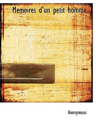 Paperback M?moires D'un Petit Homme [Large Print] Book