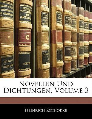 Paperback Novellen Und Dichtungen, Volume 7 Book