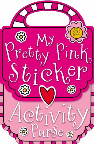 My Pretty Pink Sticker Activity Purse (1848796641 6370174) photo