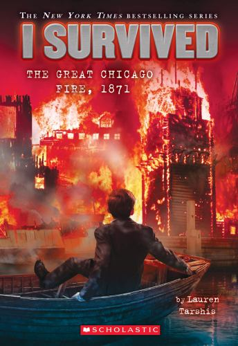 Paperback I Survived the Great Chicago Fire 1871 Book