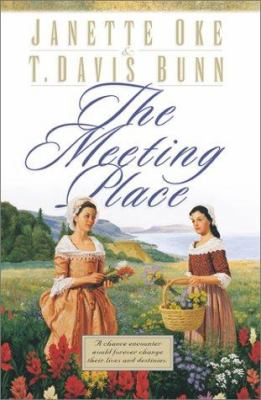 Paperback The Meeting Place [Large Print] Book