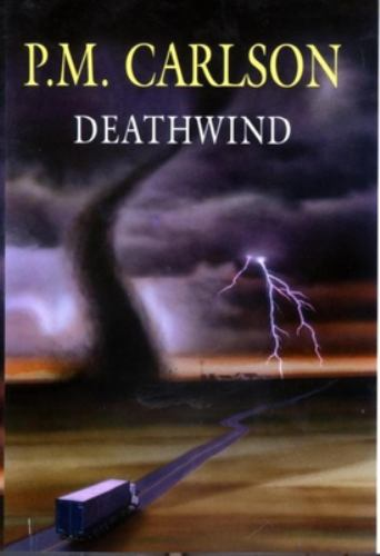 Deathwind (Severn House Large Print) - Book #3 of the Marty Hopkins