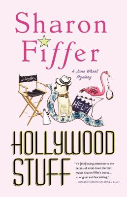 Hollywood Stuff (A Jane Wheel Mystery) - Book #5 of the Jane Wheel