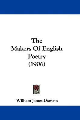 Paperback The Makers of English Poetry Book