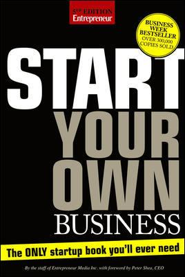 Start Your Own Business - Entrepreneur Press Staff
