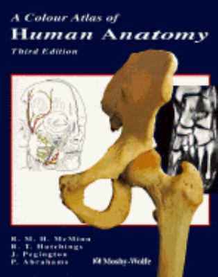 Color Atlas Of Human Anatomy Book By Robert Mh Mcminn