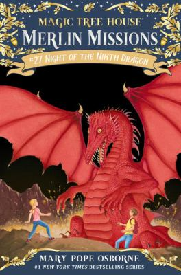 Night of the Ninth Dragon - Book #55 of the Magic Tree House