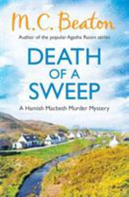 Death of a Sweep (Hamish Macbeth) 1472105451 Book Cover