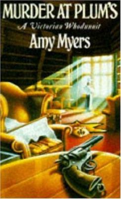 Murder at Plum's - Book #3 of the Auguste Didier