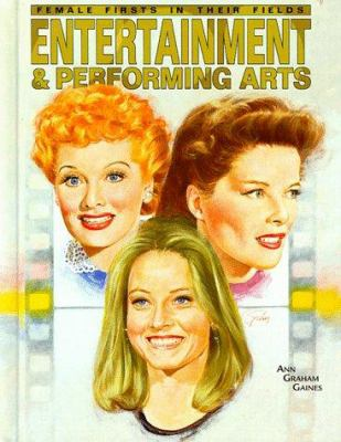 Entertainment and Performing Arts - Gaines, Ann