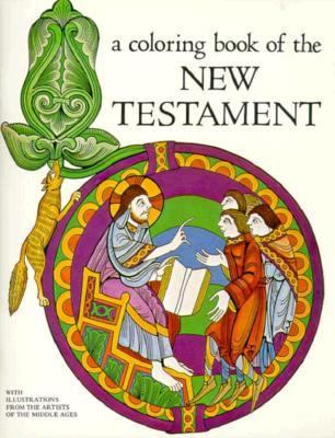 Coloring Book of the New Testament by Bellerophon Books