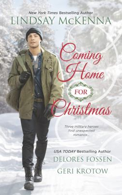 Mass Market Paperback Coming Home for Christmas : Christmas Angel Unexpected Gift Navy Joy Book