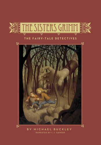 The Fairy-tale Detectives (The Sisters Grimm, 1) 1419387464 Book Cover