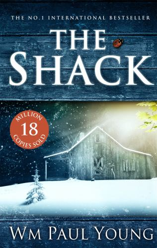 Paperback The Shack Book