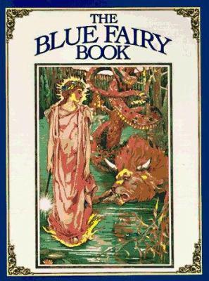 Blue Fairy Book B007WID8KC Book Cover