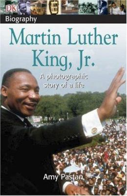 Martin Luther King, Jr. - Book  of the DK Biography