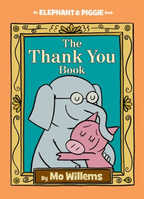 Hardcover The Thank You Book
