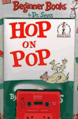 Paperback Hop on Pop Book