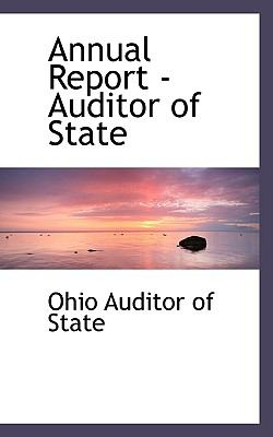 Paperback Annual Report - Auditor of State Book