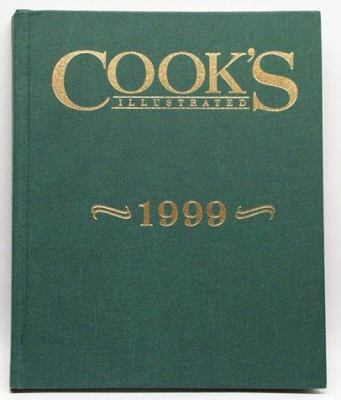 Cook's Illustrated 1999 - Book  of the Cook's Illustrated Annuals