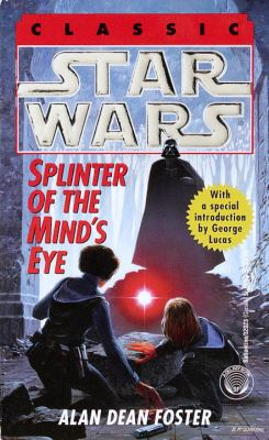 Splinter of the Mind's Eye - Book  of the Star Wars Legends