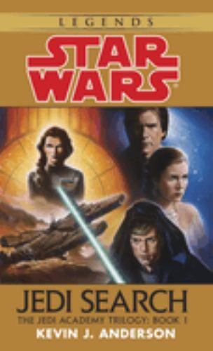 Jedi Search - Book  of the Star Wars Legends