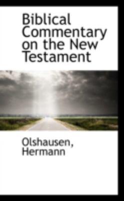 Paperback Biblical Commentary on the New Testament Book