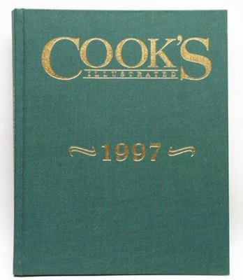 Cook's Illustrated 1997 - Book  of the Cook's Illustrated Annuals